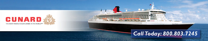 cunard cruise lines with CVC