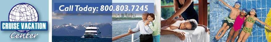 Book your cruise vacation with CVC