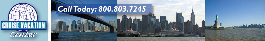 Cruises from New York with CVC